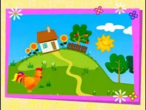 Развивающие мультфильмы детям до 3 лет