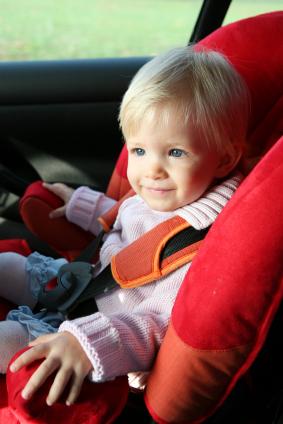 В дороге с ребенком